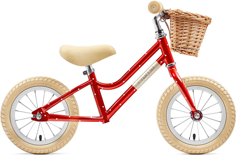 Creme Mia Bicicletta Senza Pedali Bambino 12 Rosso
